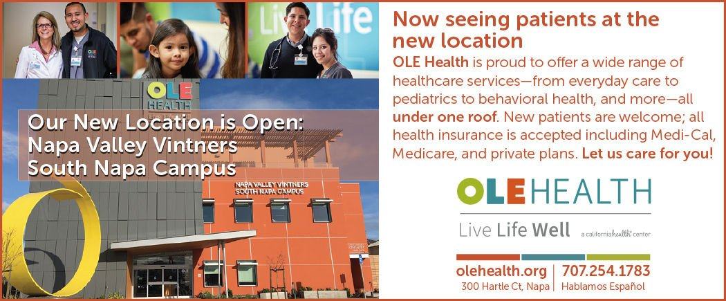 OLE Health South Napa Campus Now Open