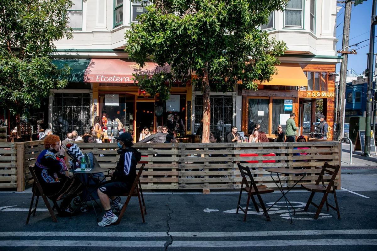 Outdoor dining, to-go drinks could be here to stay