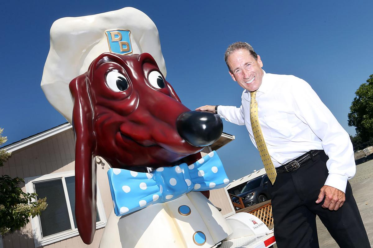 Kip Atchley and Doggie Diner