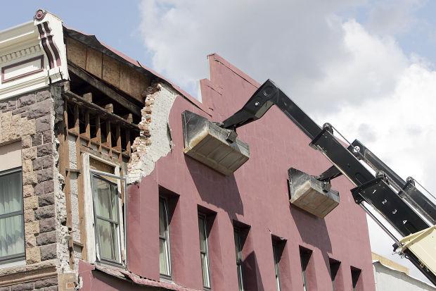 Brian Silver Buildings