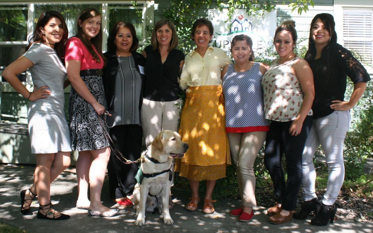 UpValley Family Center staff