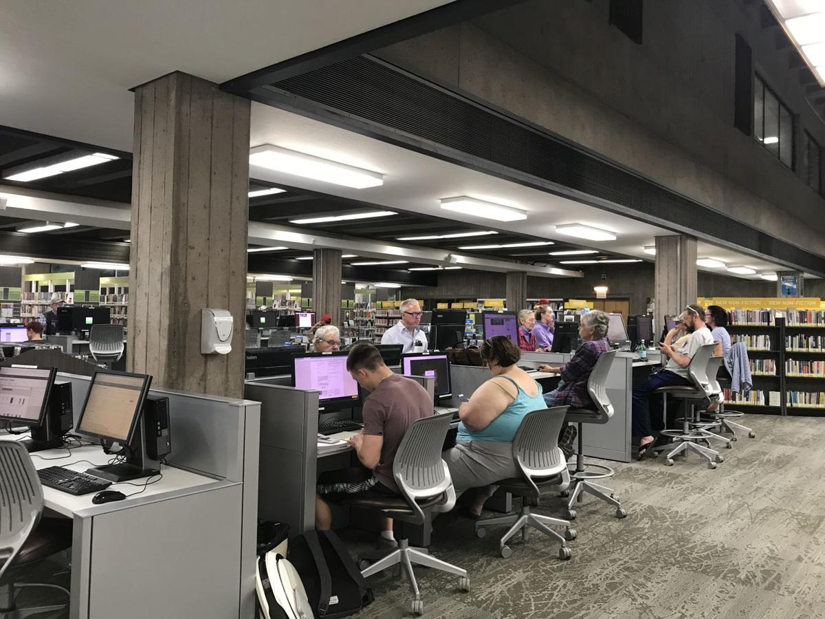 Napa Main Library