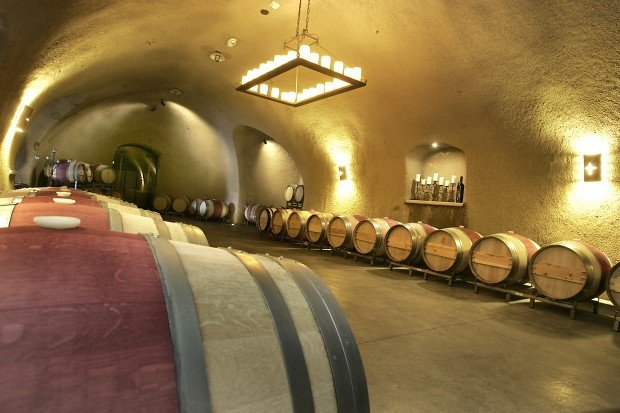 Keever Cave at Keever Vineyards