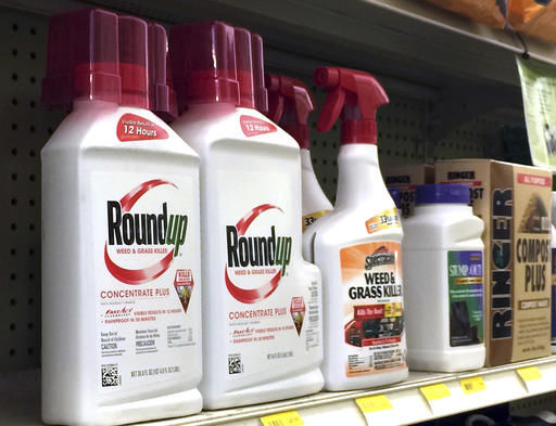 California fights Monsanto on labels for popular weed killer (copy)