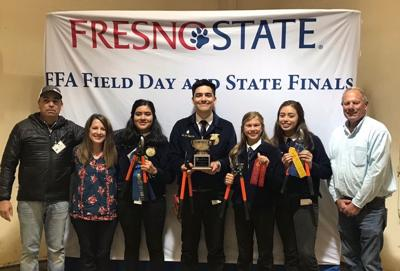 bc799e533ef3 St. Helena FFA vine pruning team wins state championship | News ...