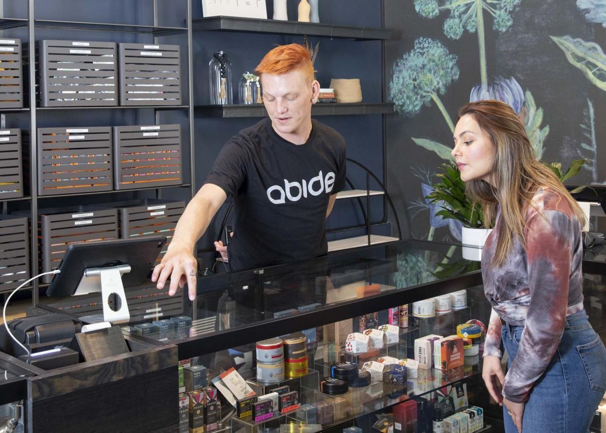Abide cannabis in Napa