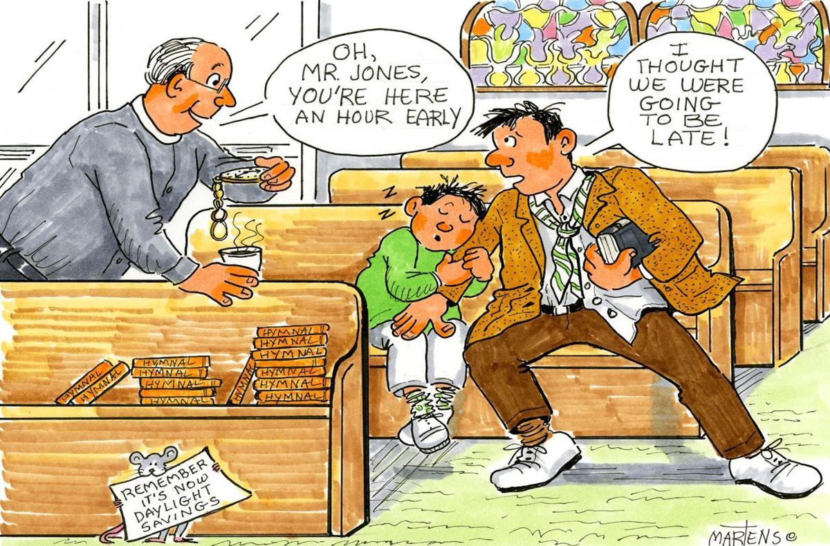 Cartoon Comment