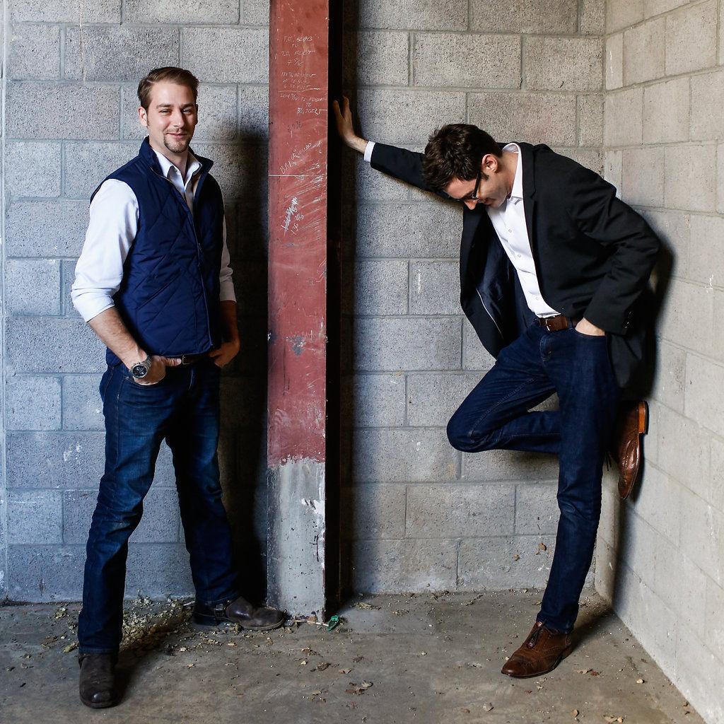 Ryan Stetins and Matt Stamp 2