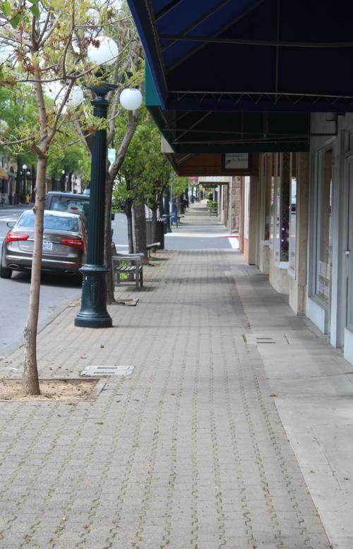 Downtown St. Helena