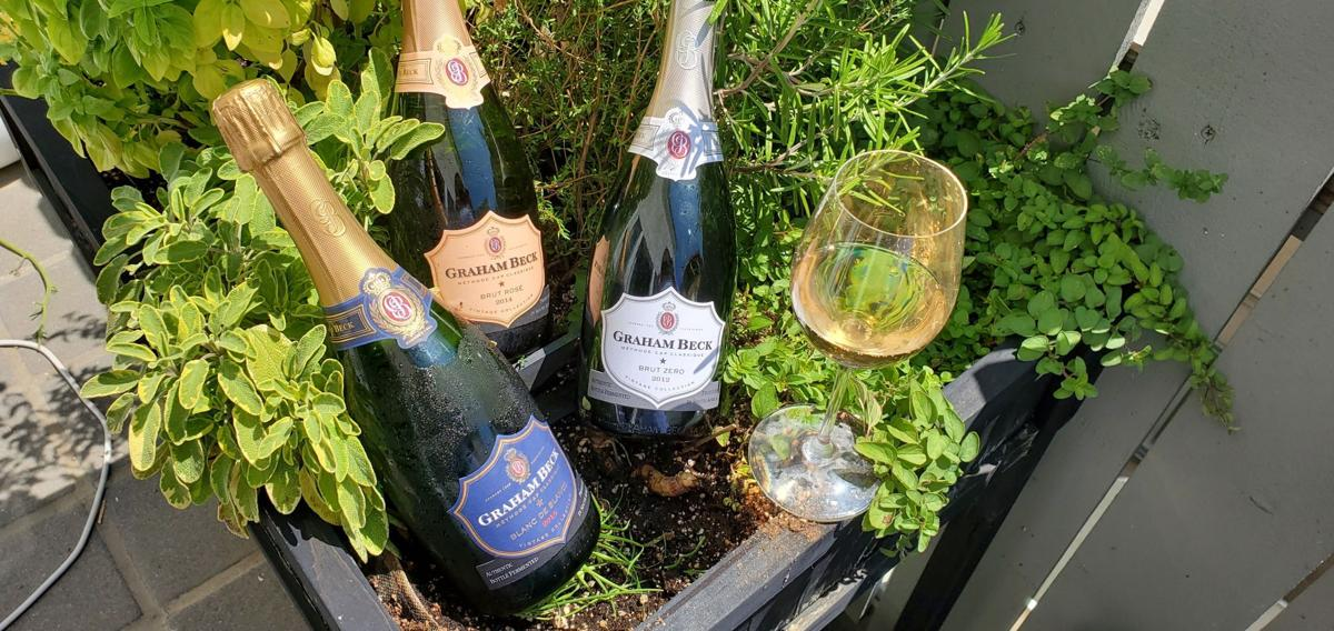 Graham Beck's sparkling wines from South Africa