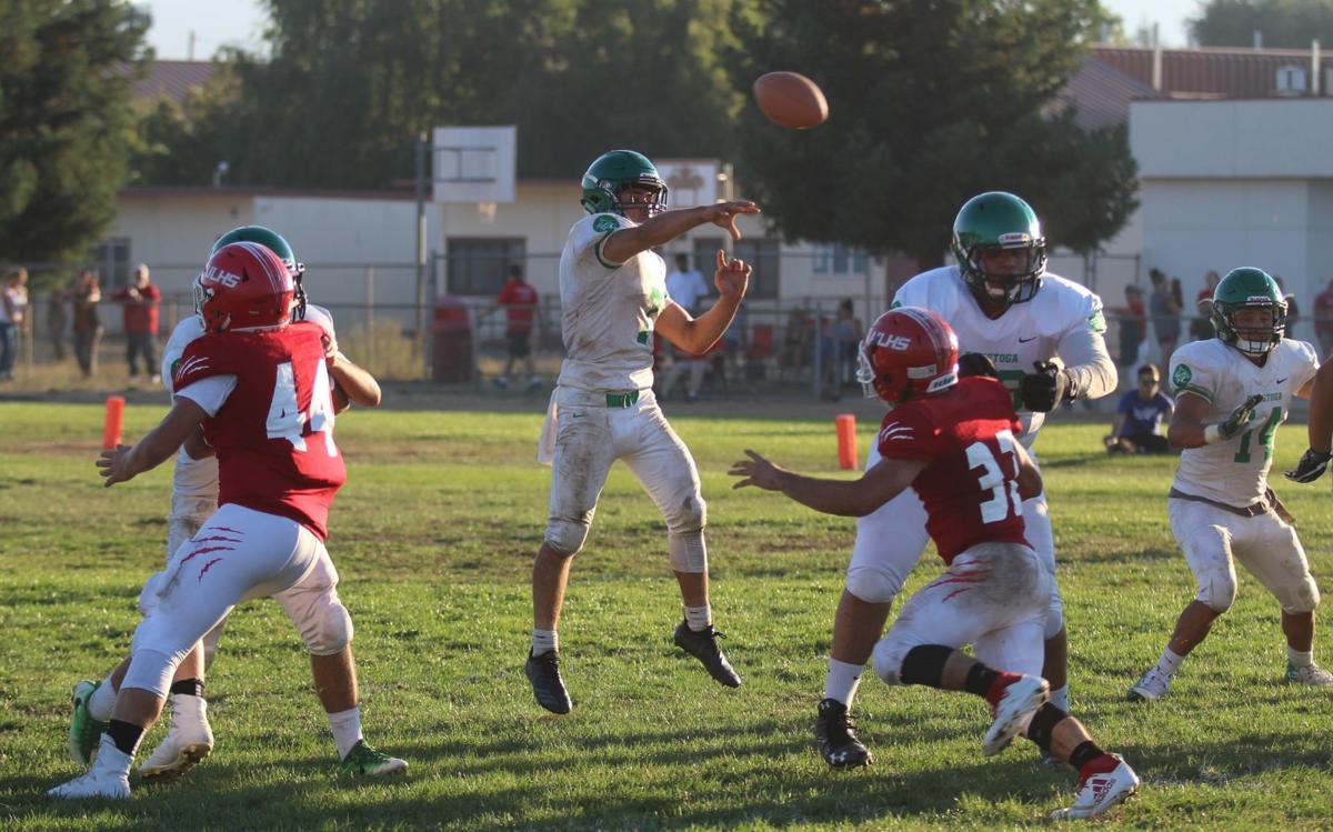 Calistoga High football