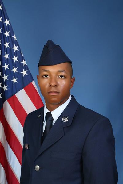 U.S. Air Force Airman Shane M. Grace