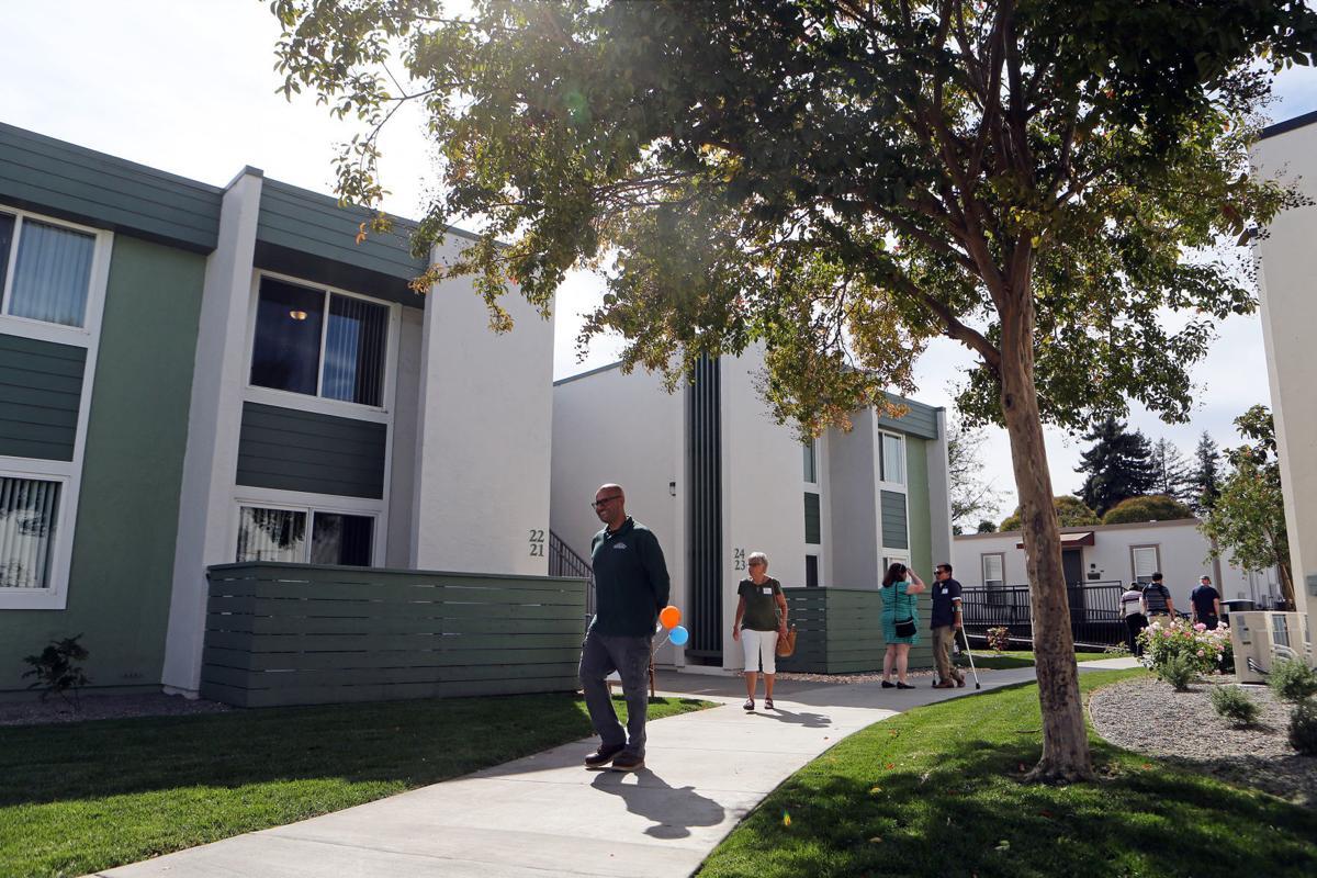 Napa Park Homes apartments renovated
