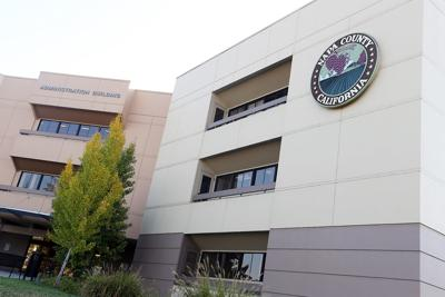 Napa County Administration Building