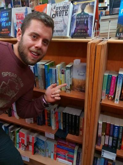 Author Anthony Correia