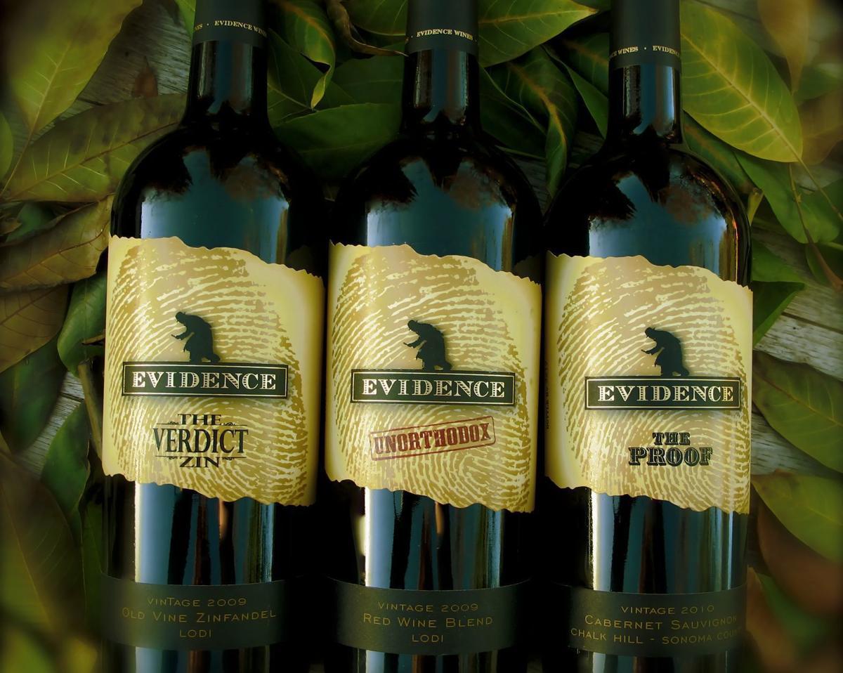 Napa Wine Label