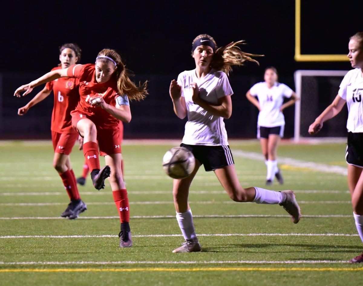 St. Helena vs. Clear Lake girls soccer playoffs