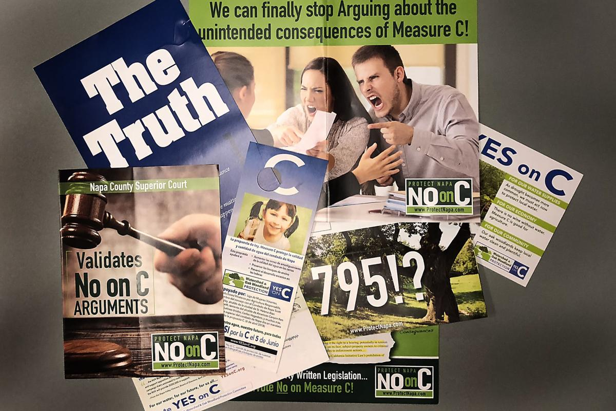 Measure C Political Mailers