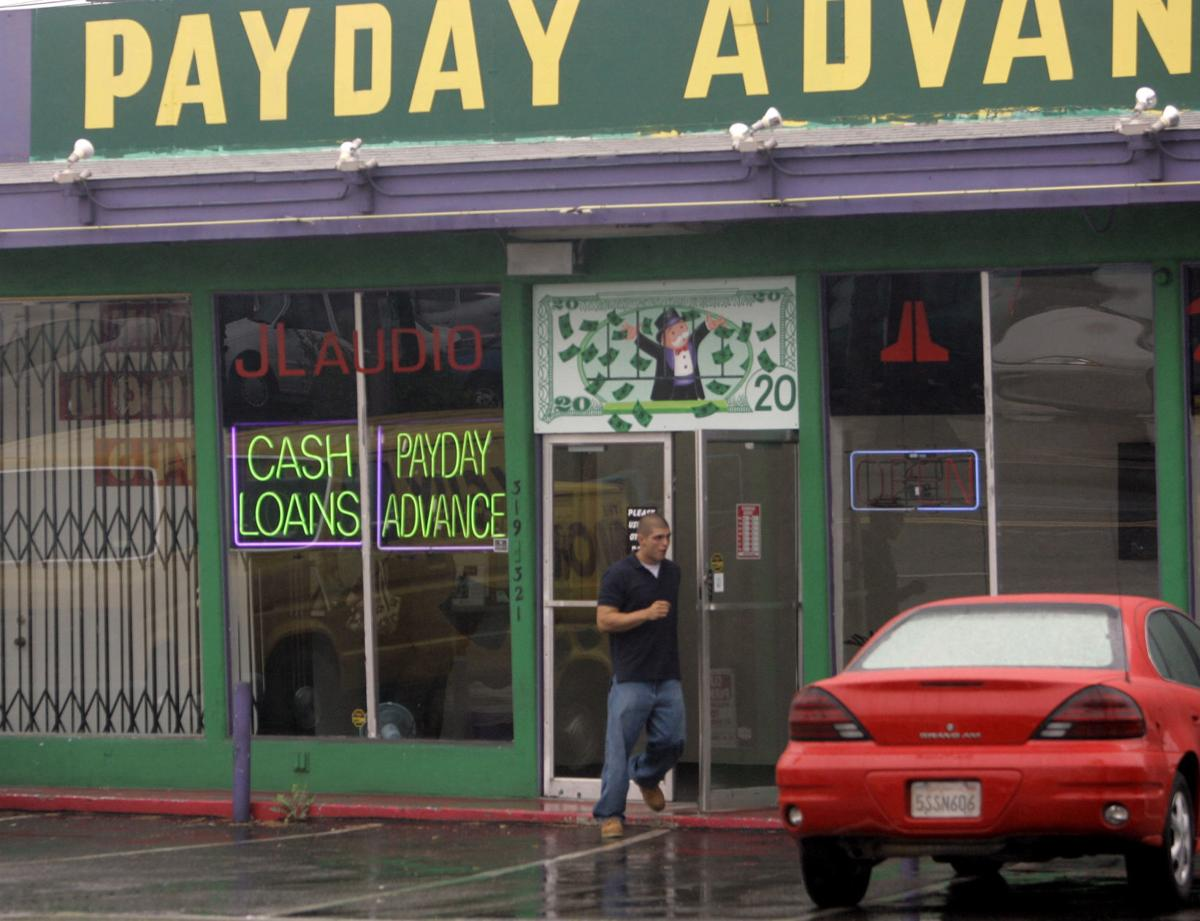 MILITARY PAYDAY LOANS