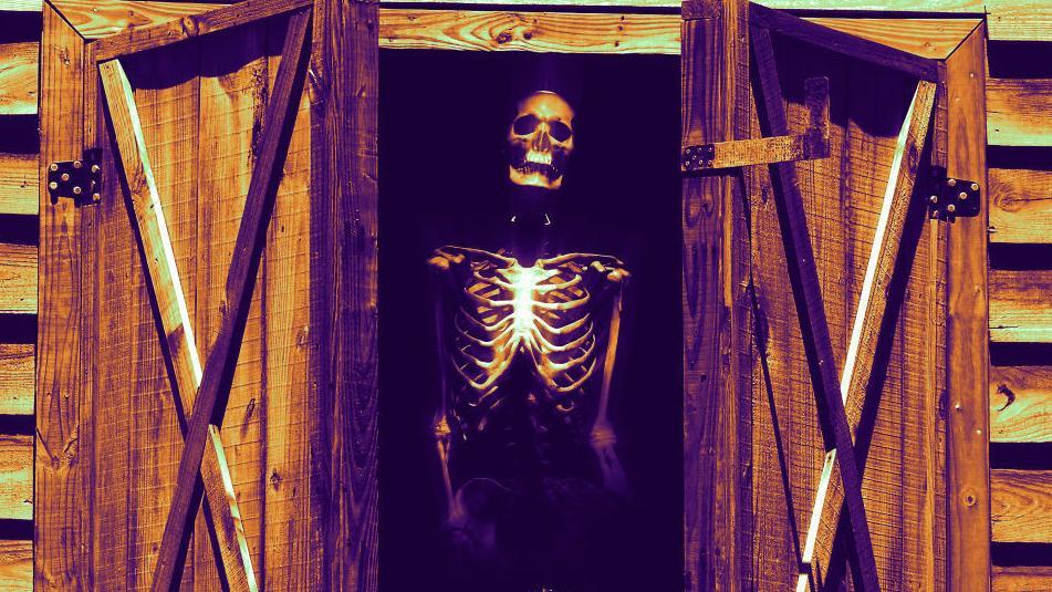 Napa County's haunted history