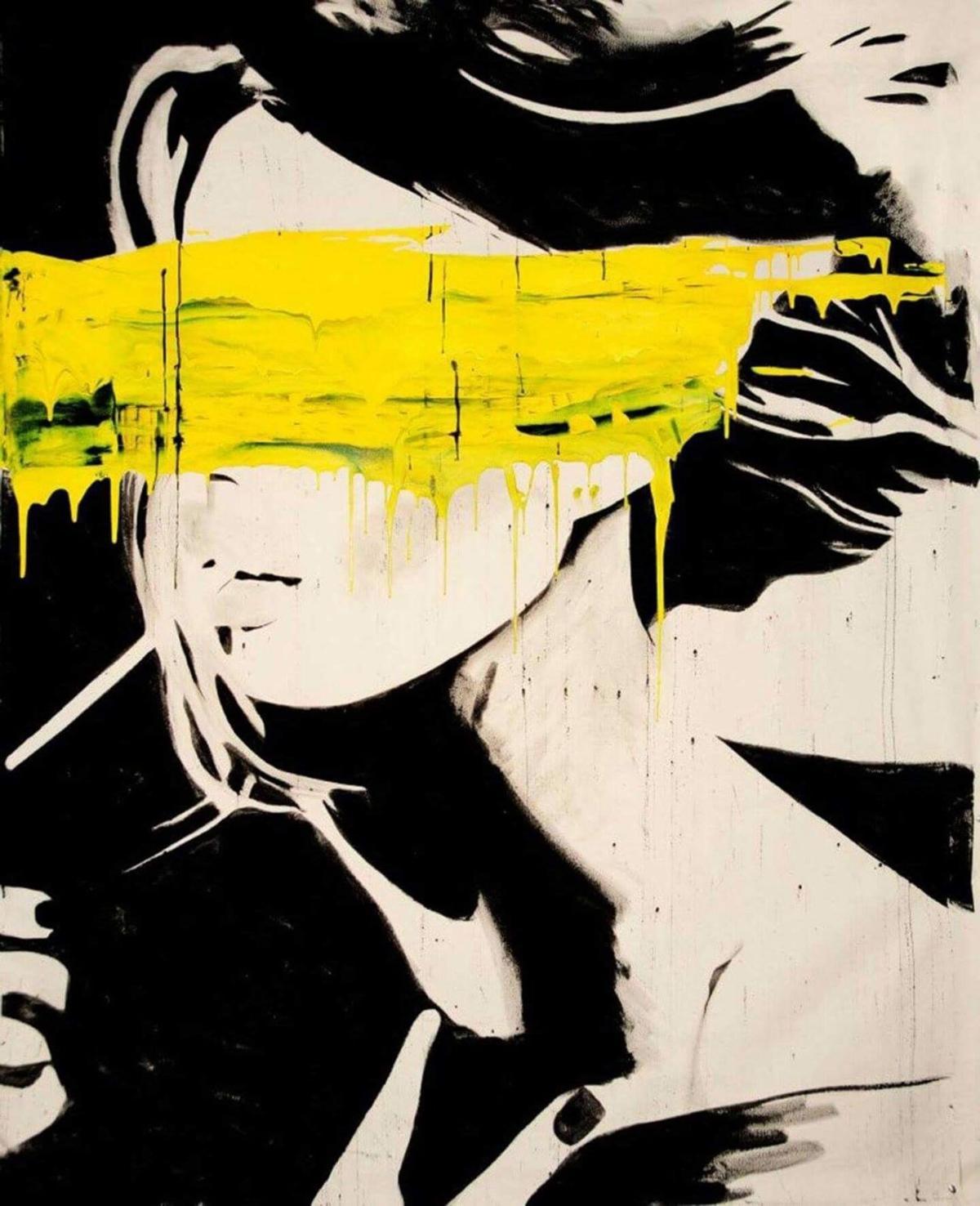 Painting by Daniela Cunha
