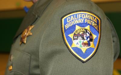 California highway patrol CHP logo