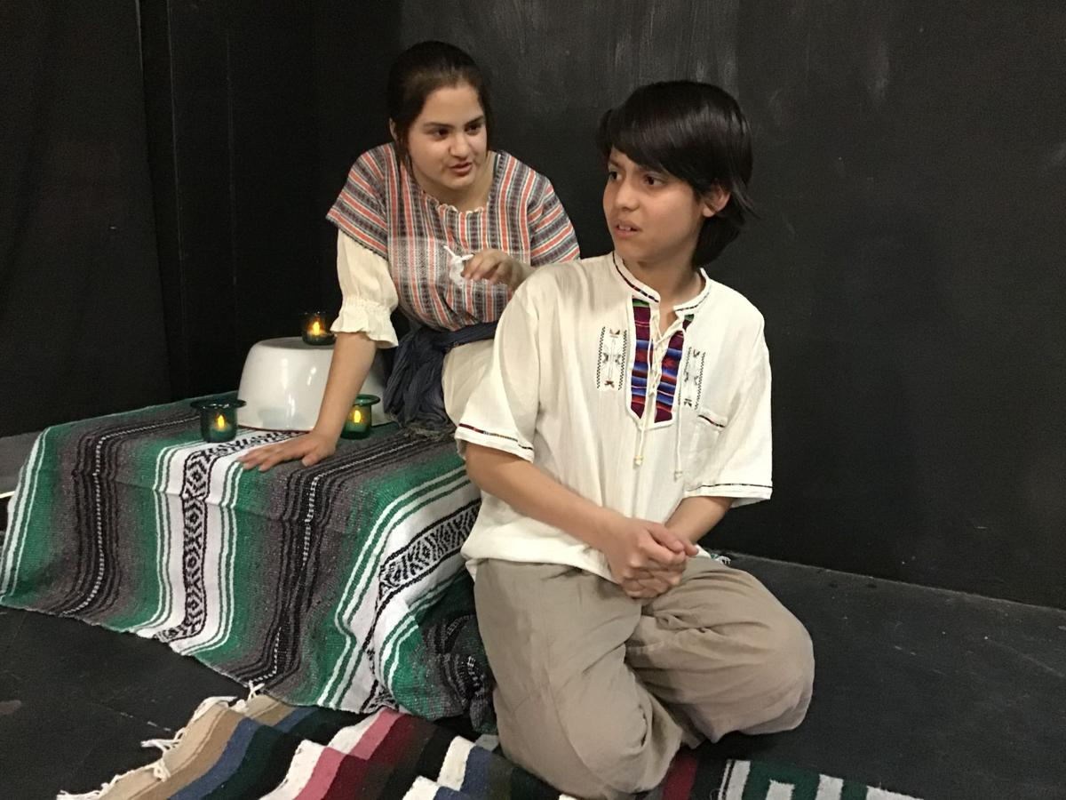 Bocon! Calistoga Junior/senior High School Play