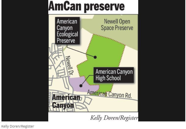 American Canyon Ecological Reserve