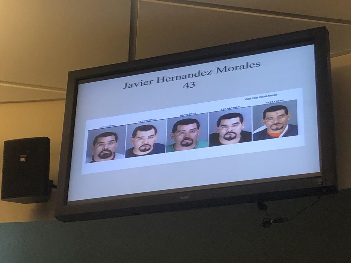 Hernandez Morales