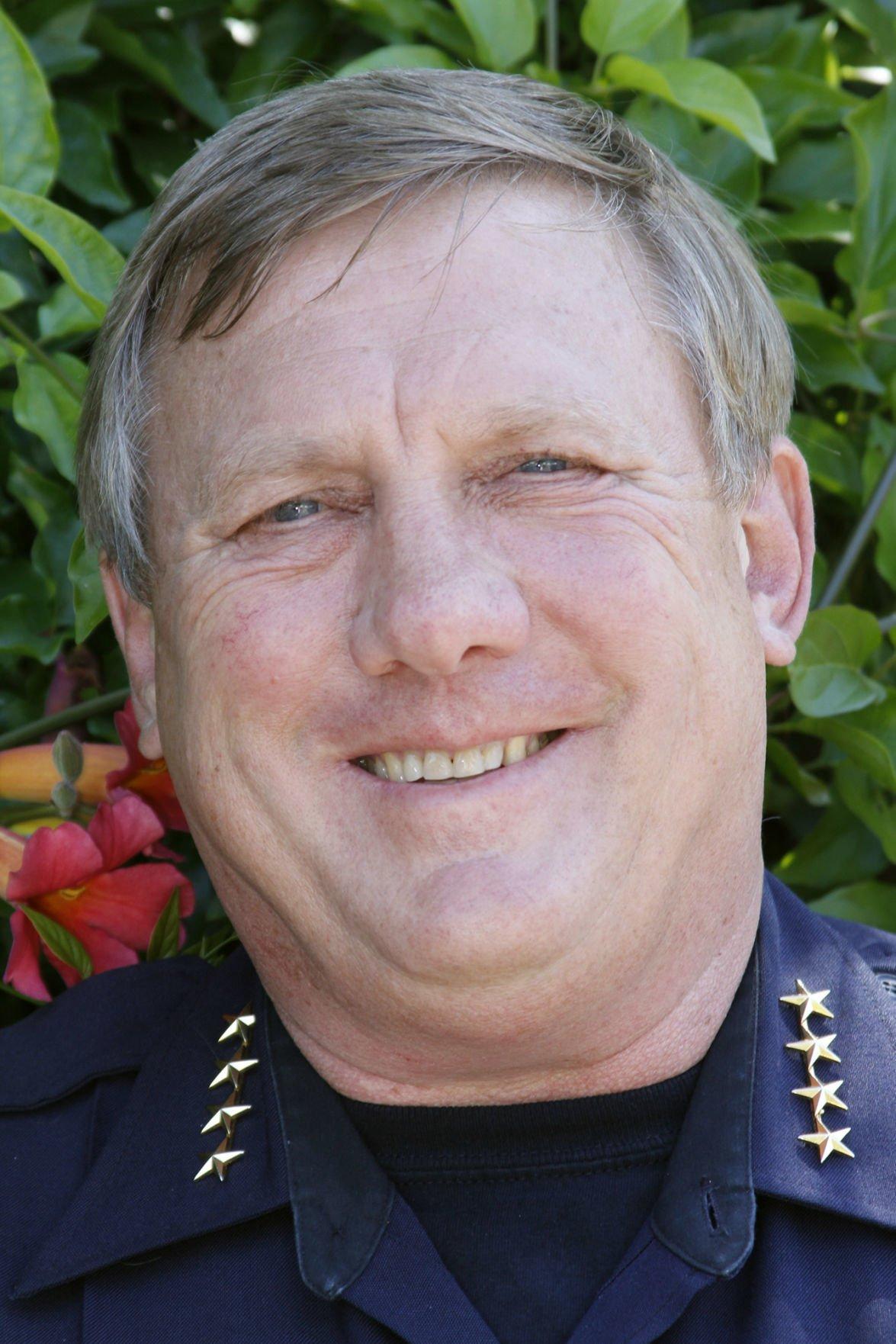 Napa Police Chief Steve Potter