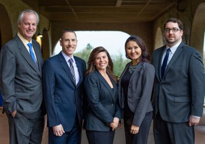 Napa Valley Wealth Management Team members