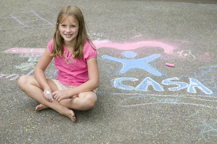 CASA, A Voice for Children
