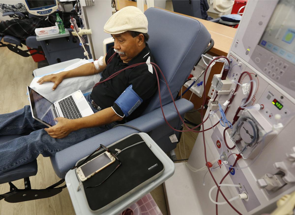Election 2018 California Kidney Dialysis