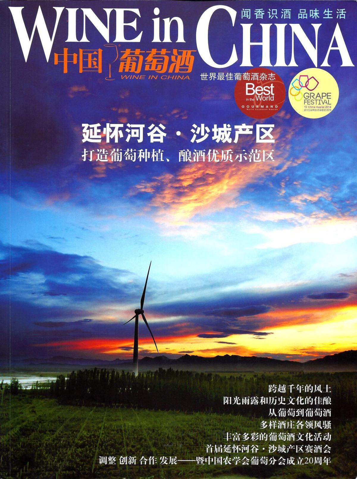Wine in China 2