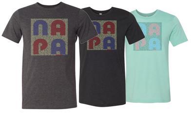 We Are Napa t-shirt