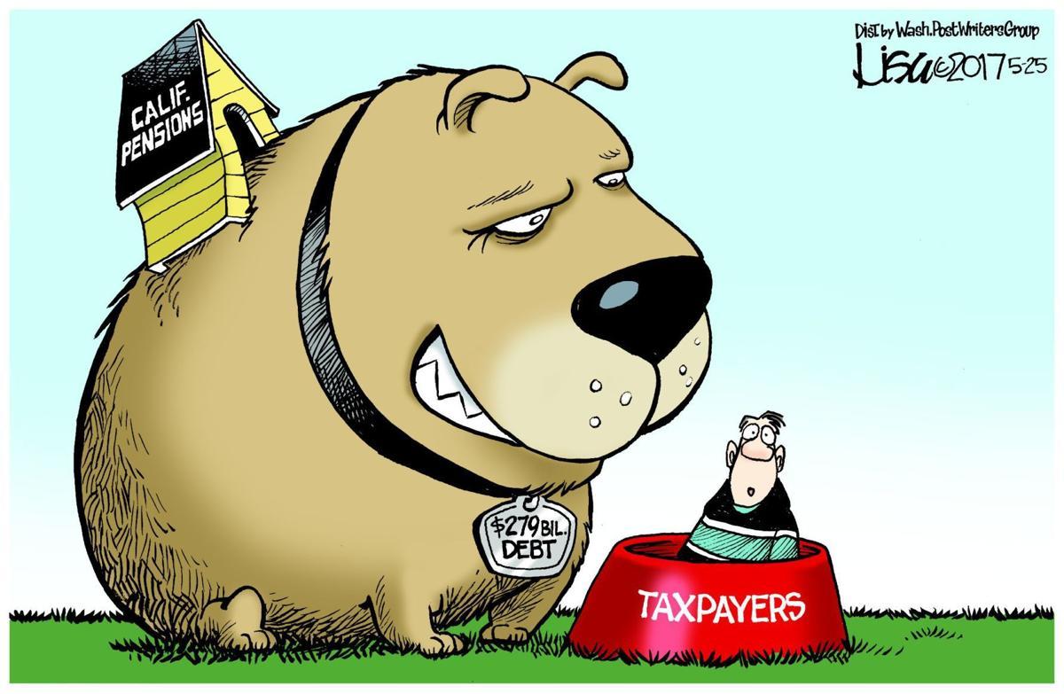 Lisa Benson editorial cartoon