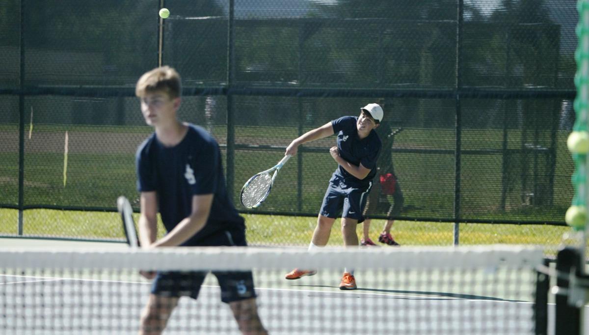 VVAL Boys Tennis Doubles Championships