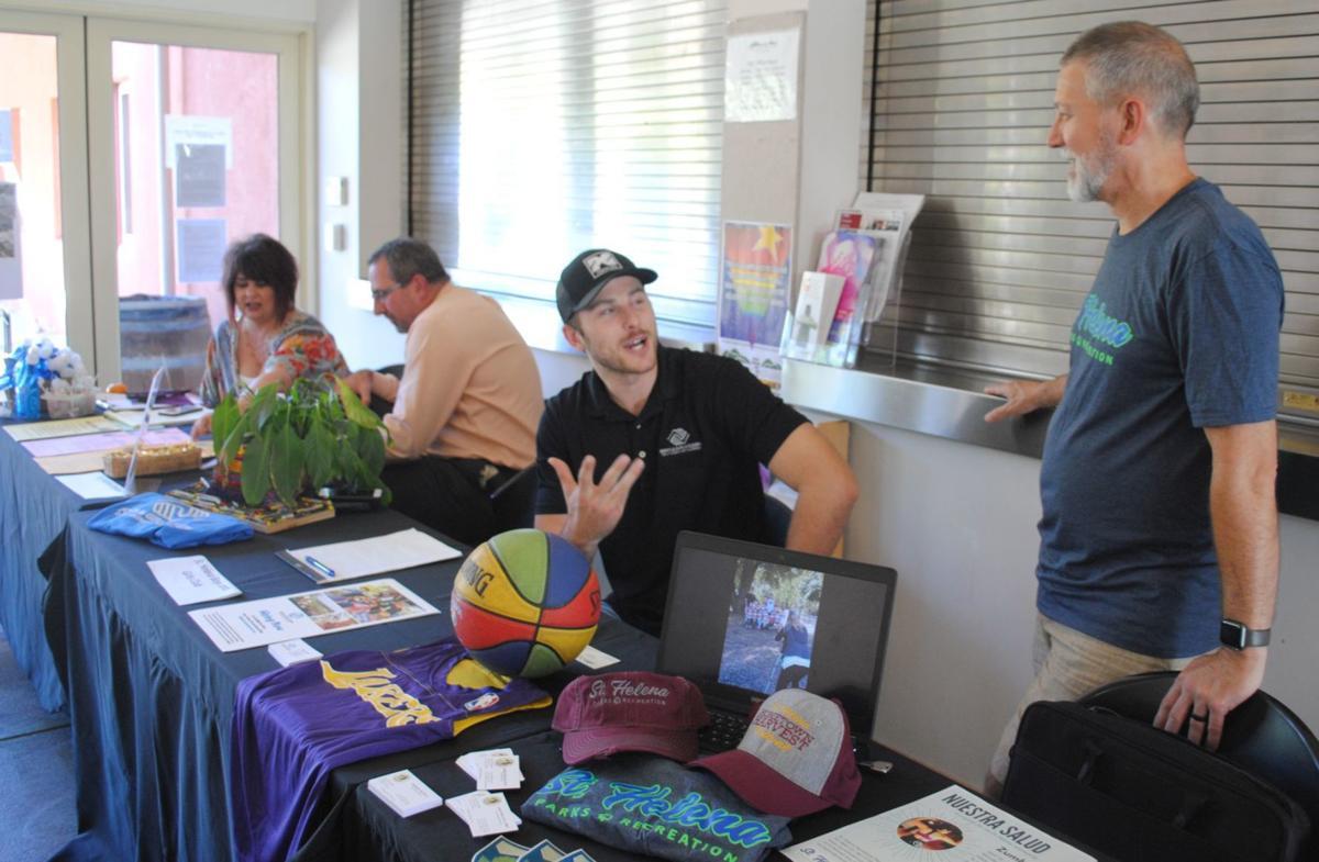 Job fair held at Napa Valley College Upvalley campus