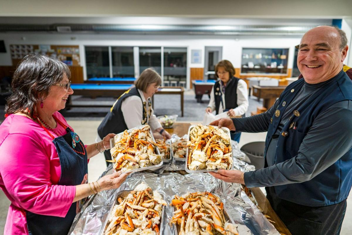 Calistoga Native Sons, Daughter's Crabfeed