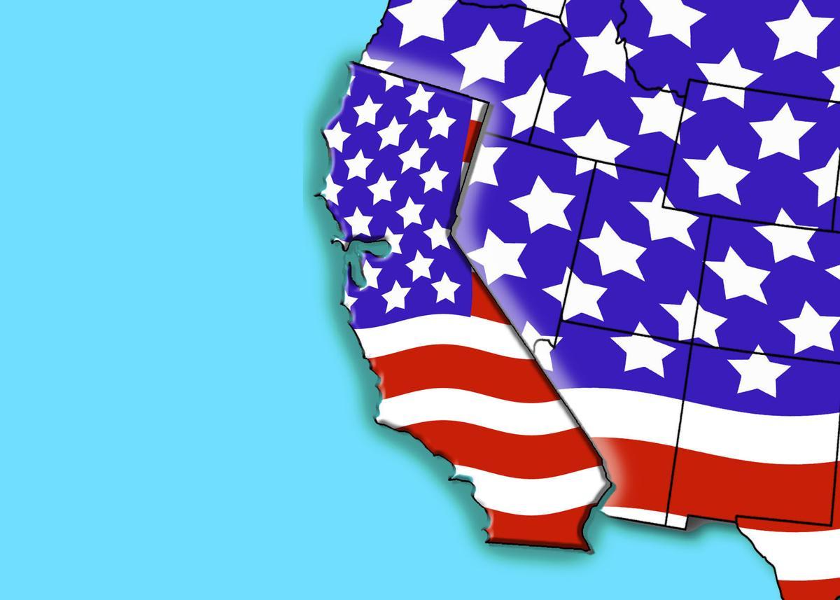California votes