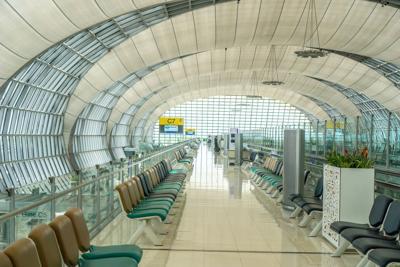 Airport - empty