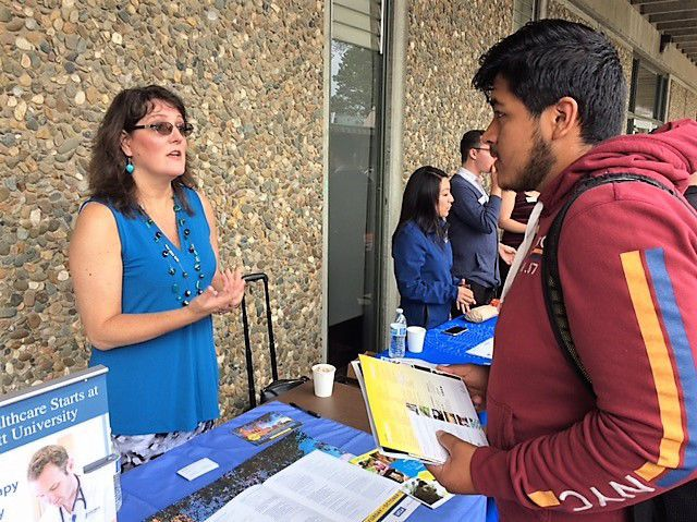 Universities Recruit Students At Napa Valley College Transfer Day
