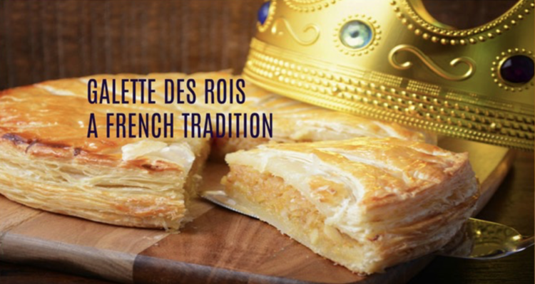 French Galette des Rois & Live Music