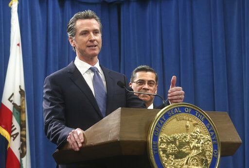 With 2 open seats, Newsom may reshape California politics