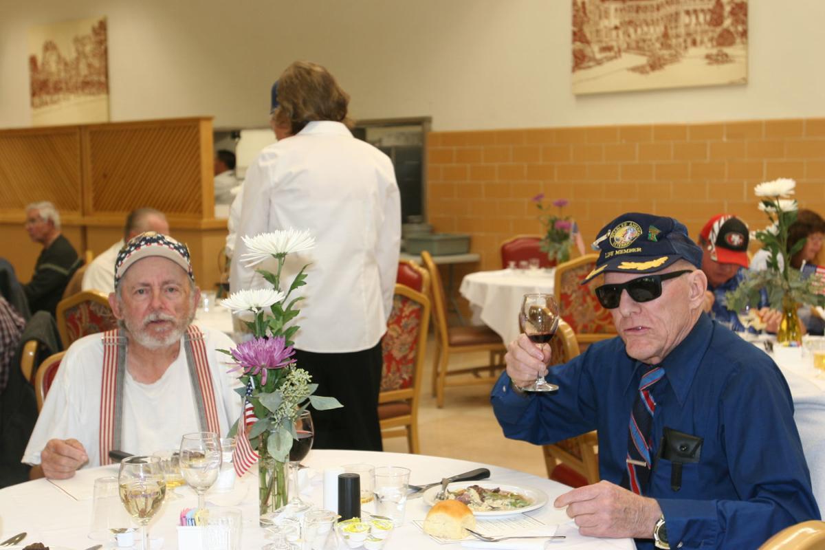 Veterans Home Veterans Day Luncheon