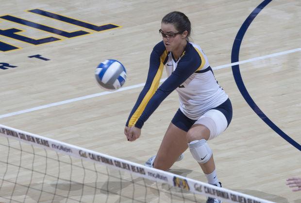 CAL Women's Volleyball vs Washington