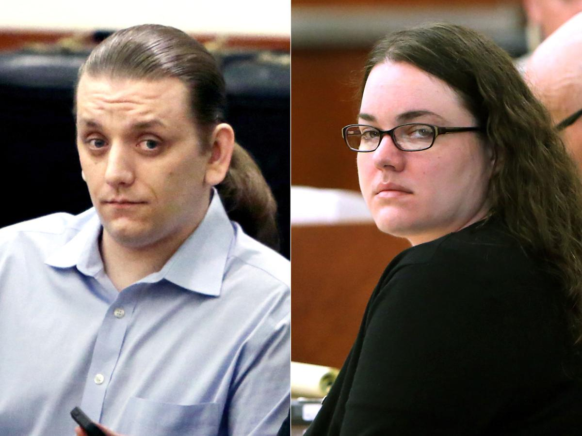 Kayleigh Slusher Murder Trial-combo