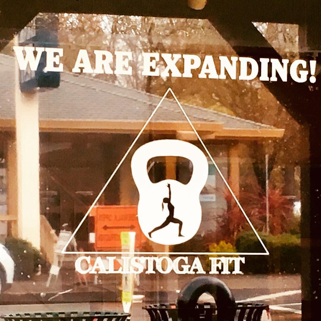 Calistoga Fit is expanding