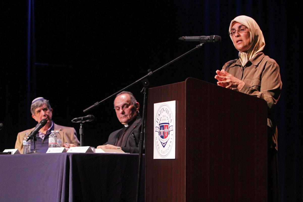 Interfaith dialogue in Napa