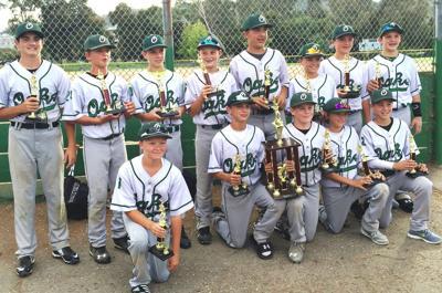 Napa Valley Oaks 13U baseball team ranked fifth in nation | Sports